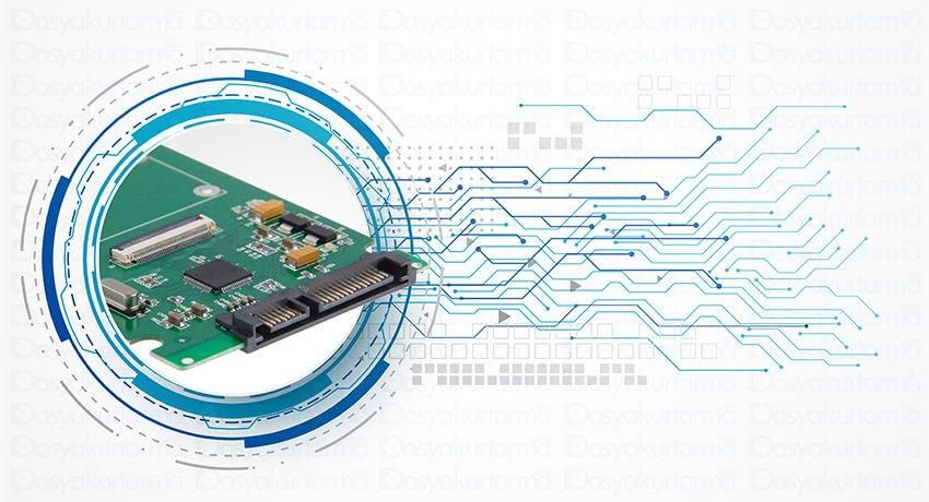 Dosya Kurtarma HDD elektronik Kontrol Kart Arızası